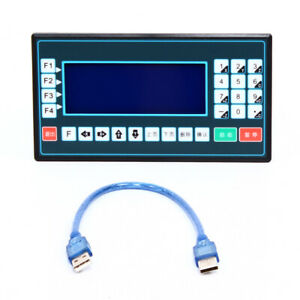 Lcd Display 1 4 Axes Usb Standalone Motion Controller Cnc Router 150khz Stepper
