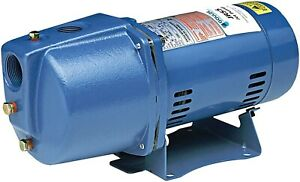 Goulds Jrs10 1hp Shallow Water Well Jet Pump 115 230v Single Phase
