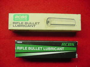 RCBS Rifle Bullet Lubricant Lot of 2 #80009 Lube a Matic New $14.99