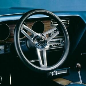 Grant Products 990 14 1 2 Classic 5 Steering Wheel Black New