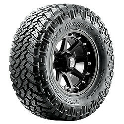 1 New Lt295 70r17 10 Nitto Trail Grappler M T 10 Ply Tire 2957017
