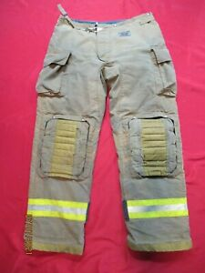 Mfg 2011 Morning Pride 40 X 35 Fire Fighter Turnout Pants Bunker Gear Rescue