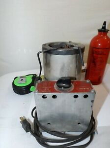 Lee Production Pot Electric Lead Melter Infinite Heat Control $100.00