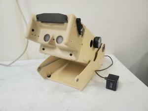 Titmus Optical 4740072 Ii s Opthamology Vision Tester W Adapter