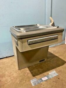 elkay Ebfsa8 1d Hd Commercial Refrigerated Wall Mount Drinking Water Fountain