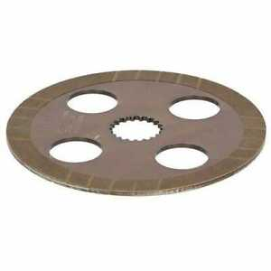 Brake Disc Compatible With New Holland Tc45 Tc40 Tc35 Ford 1920 3415 2120 1720