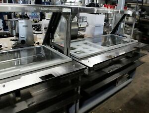 Huge Lot Of Used Subway Restaurant Equipment Tables Chairs And Cabinets