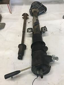 Chevy Tilt Cruise Steering Column Oem Column Shift Automatic Chevy Square Body 7