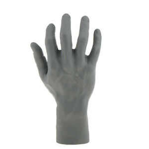 Mannequin Hand Form Finger Jewelry Display Stand Holder For Chain Bracelet