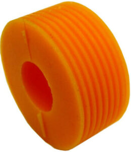 Martin Yale M o003548 Feed Roller Rubber Orange For Use With 1217a Folder