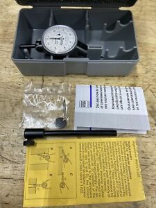 Interapid 74 111372 312b 3 0001 016 Dial Test Indicator W extras Swiss Made