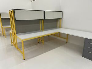 Industrial Creative Workstations Office Cubicles