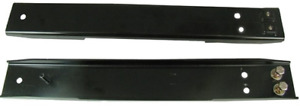 Front Bucket Seat 2 Extender Fits Left Or Right Hand Seat 1962 67 Chevy Ii Nova