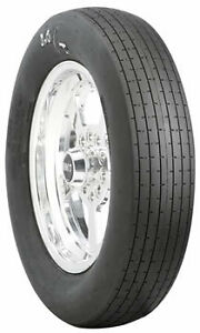 1 Mickey Thompson Et Front Tire 25x4 5 15 Drag Racing Runner Mt 3001
