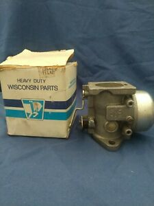 L106as1 Carburetor Wisconsin Engines Teledyne Walbro New Old Stock Rare