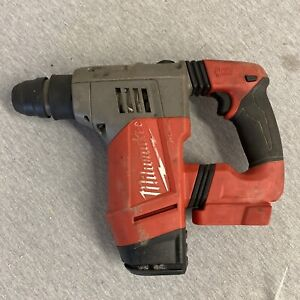 Milwaukee 2715 20 M18 Fuel 1 1 8 Sds Plus Rotary Hammer Drill tool Only 2