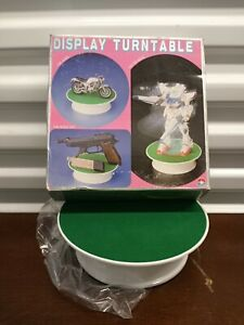Vintage 360 Rotating Rotary Top Display Stand Turntable Show Hold
