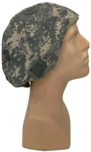 ACH ARMY COMBAT HELMET COVER ACU DIGITAL UCP AUTHORIZED CIF ISSUE LARGE XL $14.00