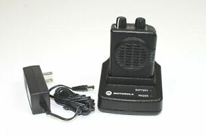 Motorola Minitor V 5 Vhf Low Band Pager 45 48 995 Mhz 1 Ch Non stored Voice