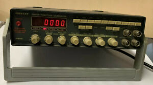 Mercer simpson Electronics 9805 Sweep function Generator Working Perfect clean