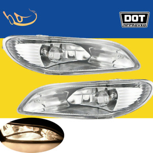 For 2005 2008 Toyota Corolla 2002 2004 Toyota Camry Fog Lights Lamps Replacement