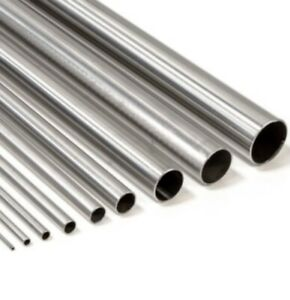 304 Stainless Steel Polished Round Tube Pipe Tubing 3 4 Diameter X 36 Length