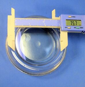 3 Dia Optical Test Plate Reference Flat 0 000001 1 10 Wave Band Dual Side