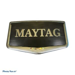 Maytag Commercial Advertising Sign