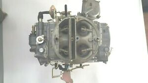 Holley Ii 64 1203 Replacement Carb For Carter Thermoquad On 1973 Dodge Ply