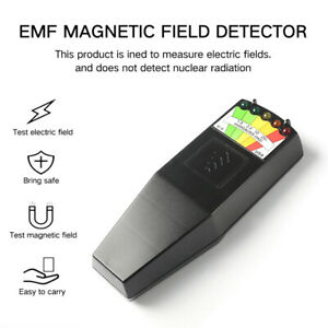 K2 Portable Magnetic Field Meter Electromagnetic Field Monitor For Soul Hunting
