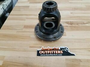 Jeep Tj Wrangler Oem Dana 30 Front Axle Carrier Case For 307 Ratio 97 06 24367