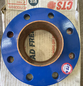 Cts Copper Flange Adapter 4 Inch Lead Free Water Or Gas 100 Mm 300 Lb