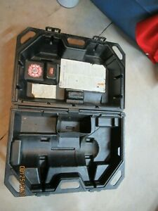 Msa Ultralite Self contained Scba Hard Carry Case Will Fit Cylinder Mask Pak