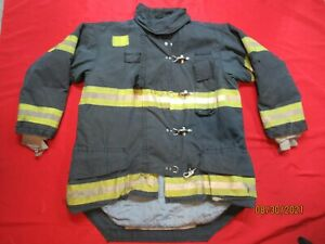 Morning Pride 48 X 38 Drd Firefighter Turnout Bunker Jacket Fire Rescue Tow