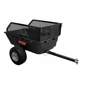 Extreme Max 5600 3259 Pro series 1500 Lbs Off road Utility Trailer For Atvs