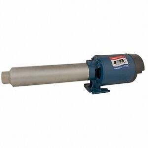 Flint Walling Pb1014a103 Booster Pump 14 Stage 1 Hp 3 phase 22w716 New