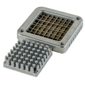 3 8 Blade Assembly And Push Block For French Fry Cutters Vegetable Chopper New