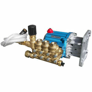 Pressure Washer Pump Plumbed Cat 67ppx39g1i 3 9 Gpm 4200 Psi 3400 Rpm