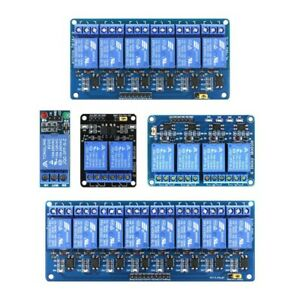 1 2 4 6 8 Way Solid State Relay Module Modules Extend Board Relay Module