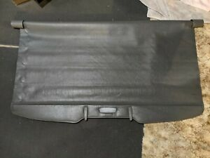 87 89 Ford Mustang 5 0l Fox Body Rear Hatch Cargo Cover Shade Gray Oem