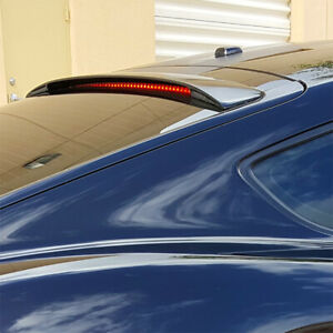 Porsche Cayman 981 2013 16 Tesoro Rear Roof Spoiler New Tape On Made In Usa