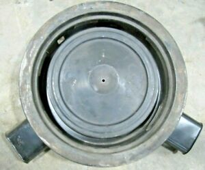 1973 74 75 Chevy Corvette C3 Dual Snorkel Cowl Induction Air Cleaner Filter Gm