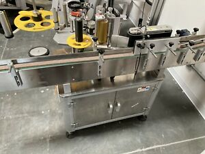 Automatic Bottle And Jar Labeling Machine
