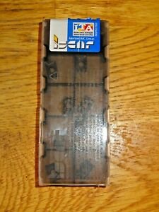 New Iscar Apkt 1003 17304 01 Ic328 Milling Carbide Inserts Factory Pack