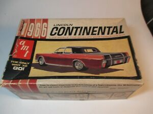 1966 Lincoln Box With Junk Parts 125 Amt