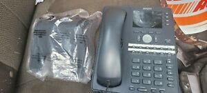 Wired Ip Phone sip Snom 760 With Power Charger Poe