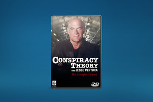 Conspiracy Theory with Jesse Ventura Complete Three Seasons 2010 DVD NEW $19.99