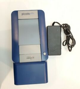 Abaxis Piccolo Xpress Portable Blood Chemistry Analyzer Excellent Condition