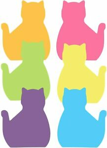 Cat Sticky Notes Set office Supplies Office Desk Accessories