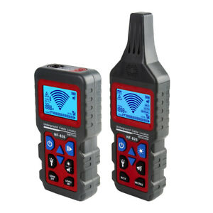 Nf 826 Underground Wires Detector Cable Trackers Finder Fr Pipeline Locator Z4i8